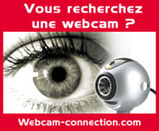 Webcam connection